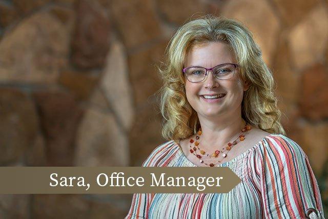 Sara | Fargo Spine Office Manager